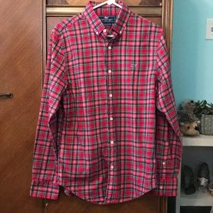 Vineyard vines button down shirt!